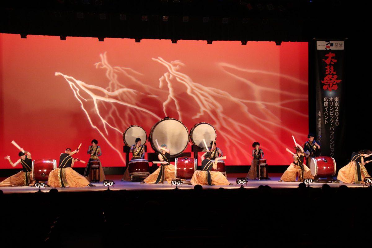 太鼓祭㏌埼玉 第15回東日本大会・北日本大会